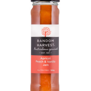 Apricot Peach Vanilla Jam