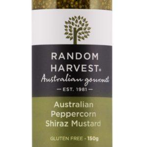 Australian Peppercorn Shiraz Mustard