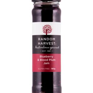 Blueberry Blood Plum Jam