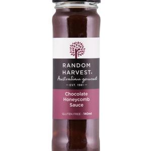 Chocolate Honeycomb Sauce