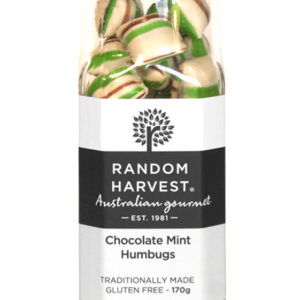Chocolate Mint Humbugs