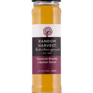 Classical Brandy Liqueur Sauce