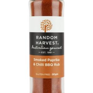 Smoked Paprika and Chilli BBQ Rub