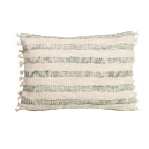 Cotton Slub Cushion Hunter 35x50